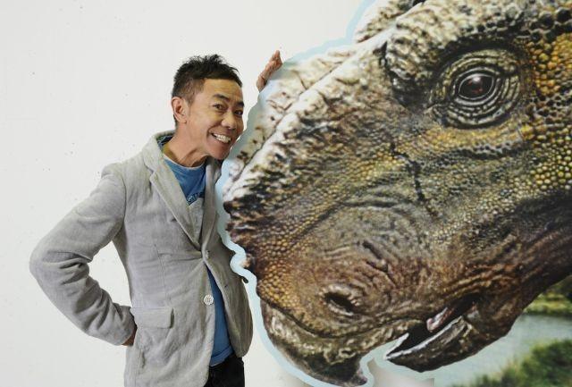 木梨憲武、10年ぶり声優挑戦!カクレクマノミの次はBBC映画で恐竜に