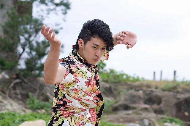 丞威主演「琉球バトルロワイアル」、ハワイ国際映画祭で世界初上映!
