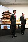 種田陽平の映画美術展開催 三谷幸喜、展示品と宮沢りえとの秘話明かす