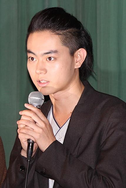 「男子高校生の日常」菅田将暉、同日に2つの挨拶登壇!売れっ子ぶりを発揮