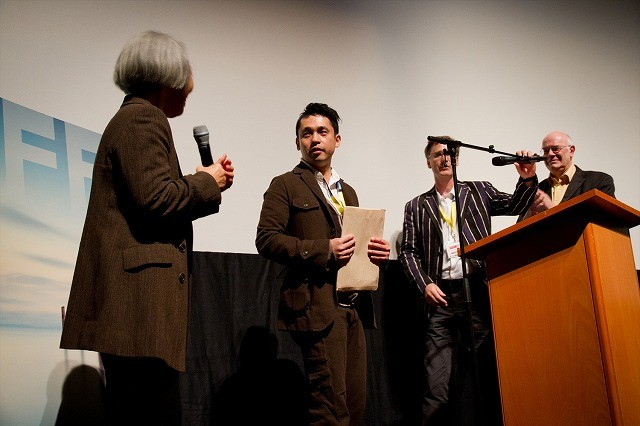 PFF受賞作「山守クリップ工場の辺り」がバンクーバー国際映画祭でグランプリ