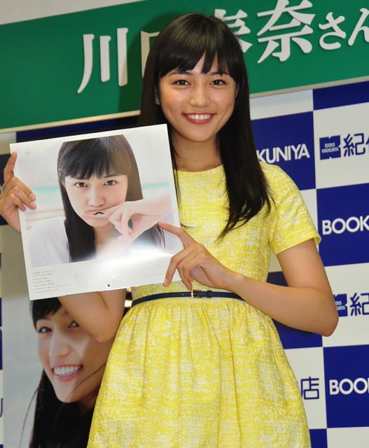 川口春奈、女優としてさらなる飛躍誓う 先輩・菅野美穂との共演に思い馳せる
