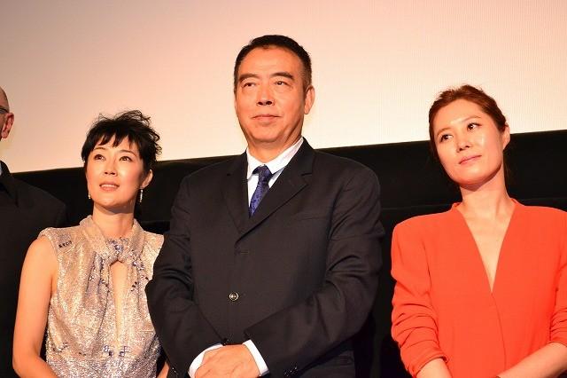 寺島しのぶとムン・ソリ、TIFF審査委員会見で褒め合い?「嫉妬してる」
