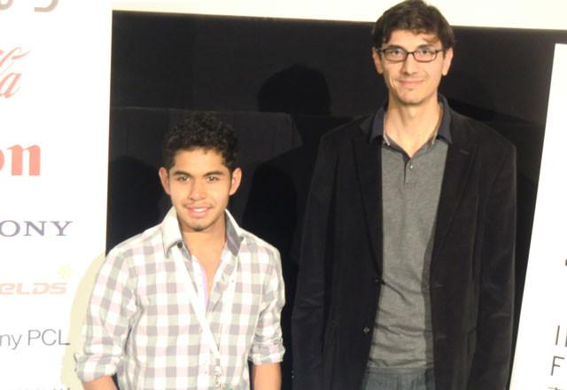 17歳の少年と年上女性の交流を繊細に描く「エンプティ・アワーズ」メキシコ映画界の新鋭監督と主演俳優が来日