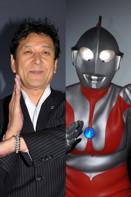 伝説の初代ウルトラマン古谷敏、47年ぶりの変身!黒部進「ジーンとくる」