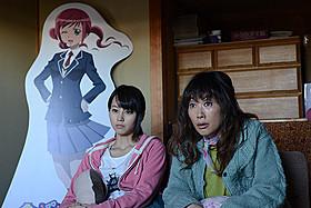Production I.Gによる劇中アニメが登場「麦子さんと」