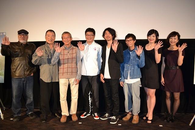 緒方明監督、新作「友だちと歩こう」は「道を歩くということに関しての映画!」