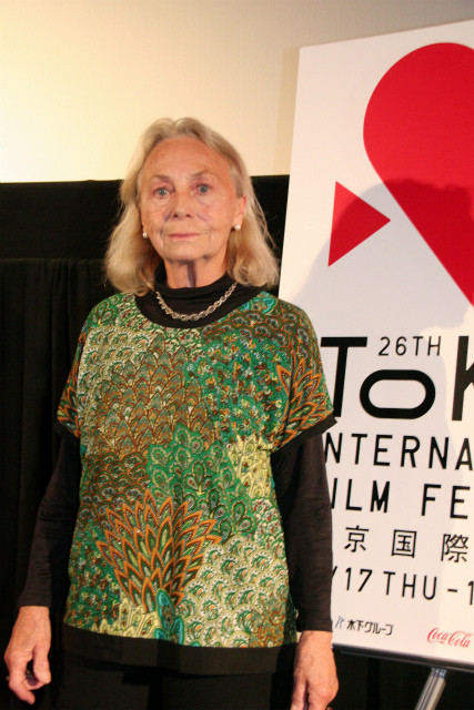 エレナ・コッタ、ベネチア主演女優賞受賞作をTIFFでお披露目「この時間を忘れない」