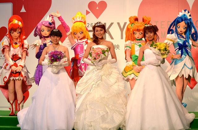 「プリキュア」が東京国際映画祭でワールドプレミア! 子どもたちも大はしゃぎ
