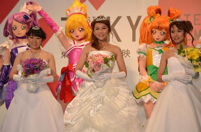 「プリキュア」が東京国際映画祭でワールドプレミア! 子どもたちも大はしゃぎ - 画像3