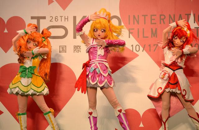 「プリキュア」が東京国際映画祭でワールドプレミア! 子どもたちも大はしゃぎ - 画像4