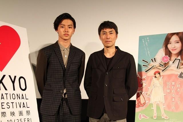 山崎賢人、ヒョミンとの共演は「言葉の壁あったけど大事なのは気持ち」