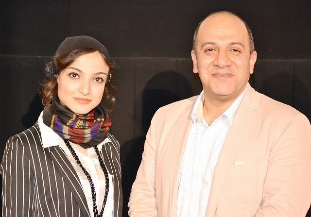「ルールを曲げろ」ベーナム・ベーザディ監督&主演女優ネダ・ジェブライーリが語る、イランの映画情勢