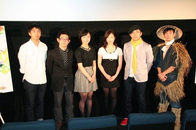 武田梨奈、田中泯共演「祖谷物語」は「アクション以上に大変だった」