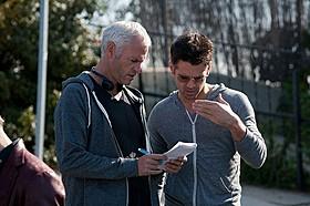 マーティン・マクドナー監督と主演のコリン・ファレル「セブン・サイコパス」