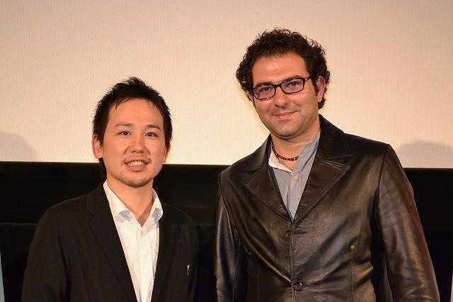 「ドコニモイケナイ」島田隆一監督&「流れ犬パアト」アミル・トゥーデルスタ監督、ドキュメンタリー映画の今を語る