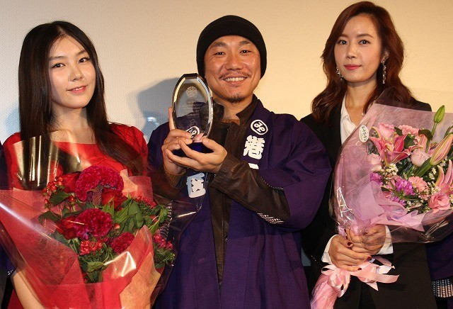 第26回東京国際映画祭、キム・ギドク製作の韓国映画「レッド・ファミリー」が観客賞