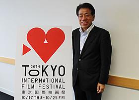 東京国際映画祭・椎名保ディレクター・ジェネラル「サカサマのパテマ」