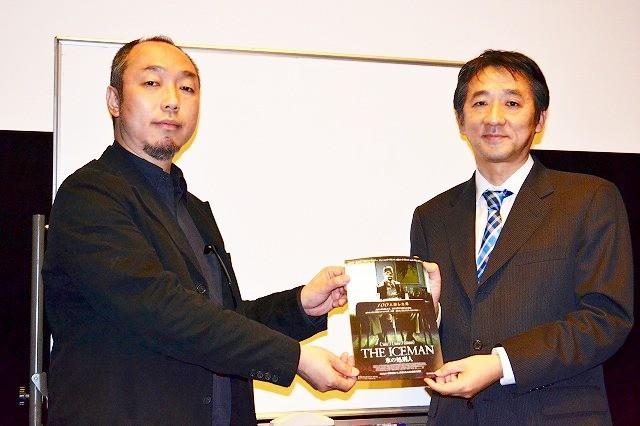 犯罪心理学者の越智啓太氏(右)とノンフィクション作家の藤井誠二氏