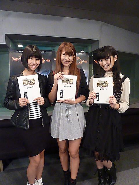 スパガのメンバー3人「劇場版 HUNTER×HUNTER」にゲスト声優出演