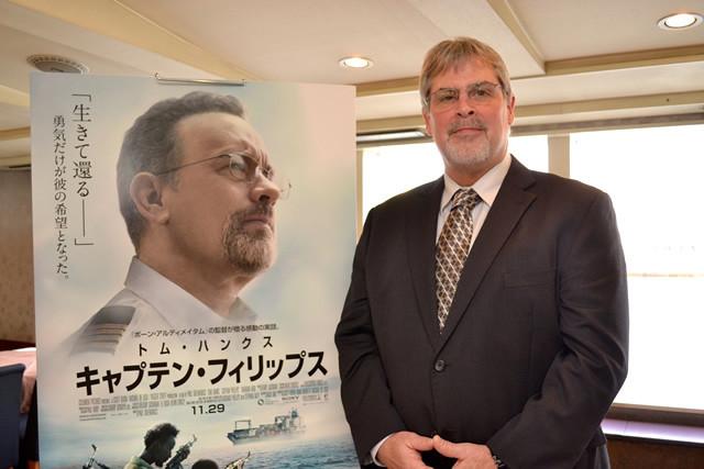 「キャプテン・フィリップス」実在モデル、海上での危機管理を指南