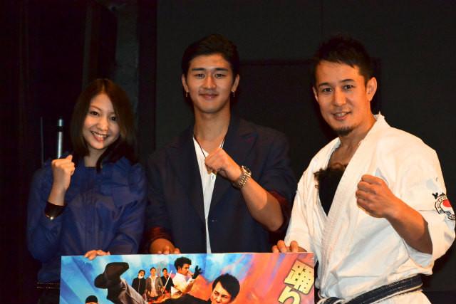 アクション界の新星・丞威「日本が誇るアクションスターになりたい」