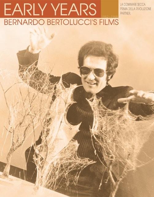 巨匠ベルトルッチのデビュー50周年「革命前夜」など初期傑作3作がブルーレイ化