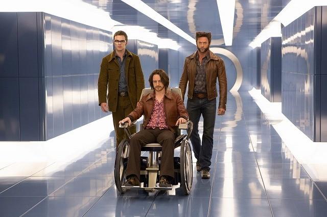 シリーズ最新作「X-MEN:フューチャー&パスト」来年5月に公開!!
