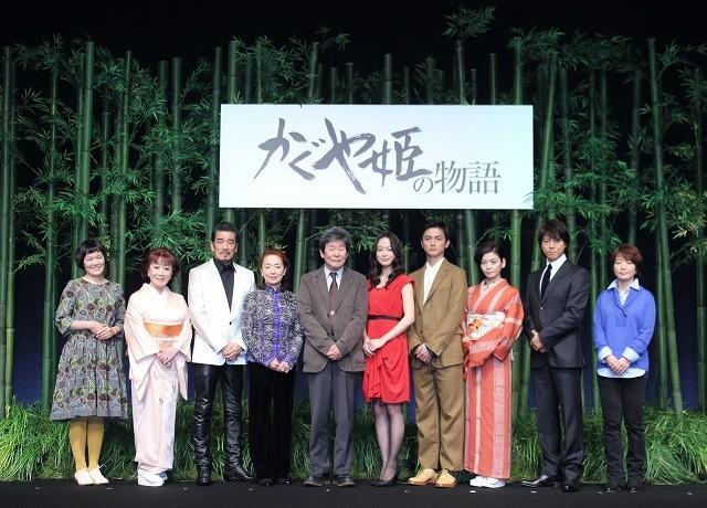 高畑勲監督14年ぶり新作「かぐや姫の物語」ついに完成!「大変満足」と達成感