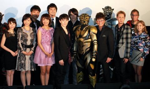 ウエンツ瑛士と哀川翔、「タイガーマスク」伊達直人VSミスターXの第2Rは超舌戦 : 映画ニュース - 映画.com