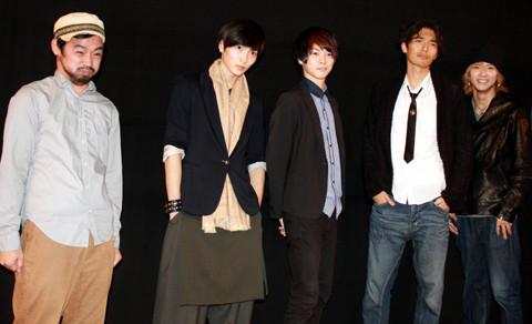 柾木玲弥、いじられキャラさく裂も初主演映画「ガチバンZ」を必死にアピール
