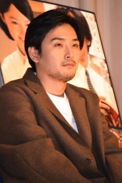 松田龍平、デビュー15年&30歳の節目に「返ってくるものがあった」
