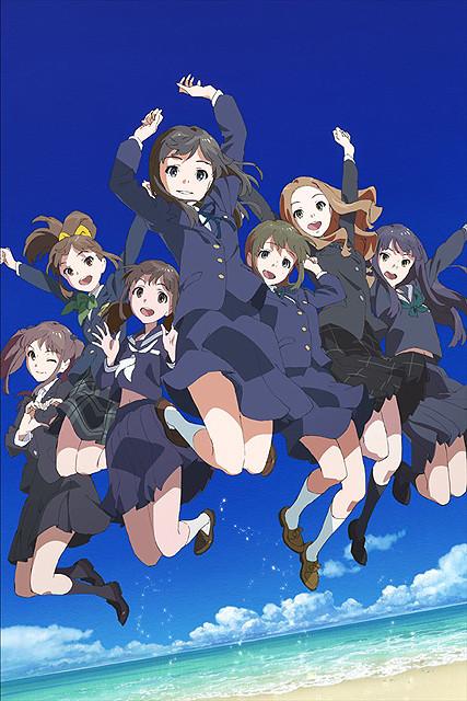ヤマカン最新作「Wake Up, Girls!」14年1月10日からTV版と劇場版が同時スタート