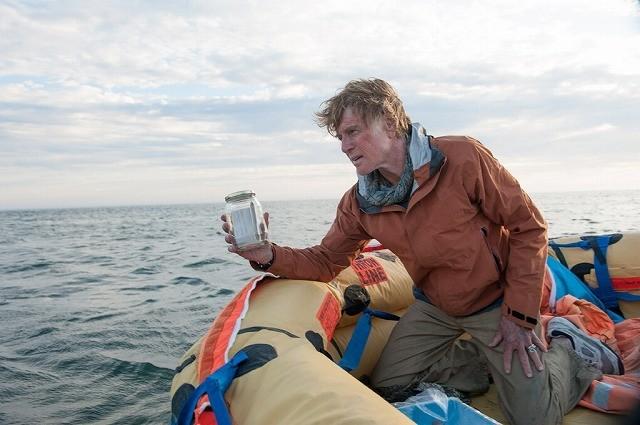 R・レッドフォード主演の海洋遭難ドラマ「オール・イズ・ロスト」2014年3月公開