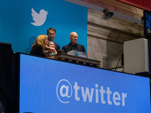 「スター・トレック」ピカード船長がTwitter上場の鐘を鳴らした理由