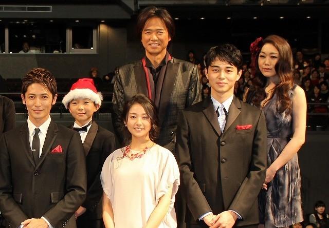 玉木宏、運命の出会い「信じたい」 主演作「すべては君に逢えたから」プレミア