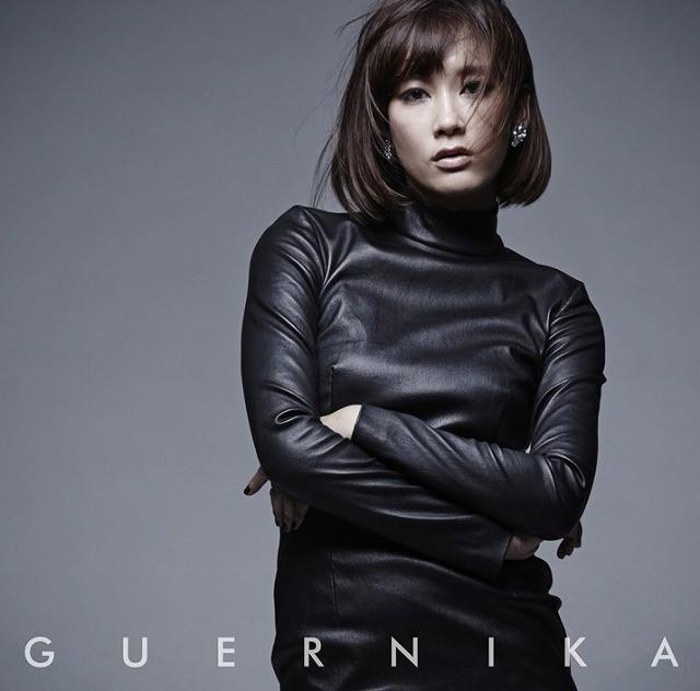 クールにキメた水川あさみ、黒夢の新曲「ゲルニカ」CDジャケットに