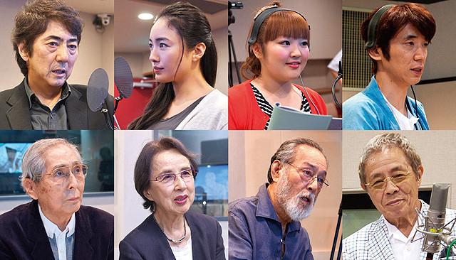 「ジョバンニの島」声優に市村正親、仲間由紀恵、八千草薫、仲代達矢ら豪華俳優陣