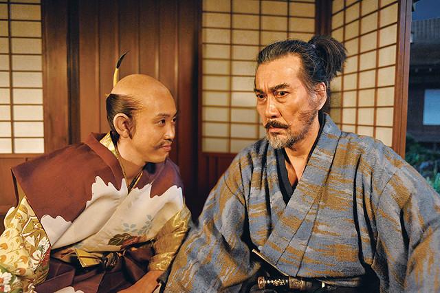 【国内映画ランキング】「清須会議」V2、「悪の法則」3位、「くじけないで」が6位