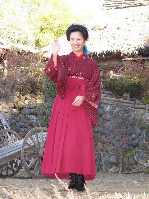 吉高由里子、朝ドラは「正念場」 来年放送「花子とアン」の山梨ロケがスタート