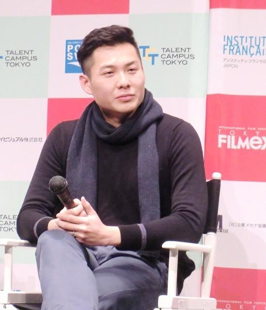 カンヌ新人監督賞「ILO ILO」アンソニー・チェン監督「この映画には普遍的な価値観がちりばめられている」
