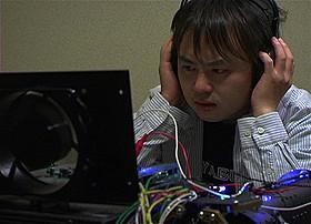 「ダークシステム 完全版」の一場面「ダークシステム」
