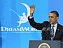 オバマ大統領、ドリームワークスアニメを訪問