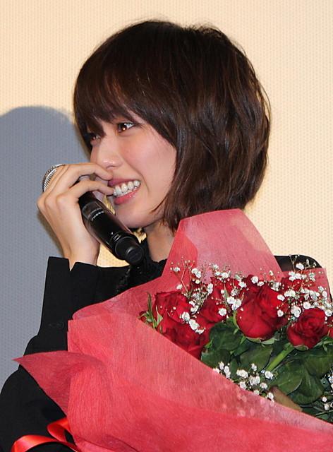 戸田恵梨香「SPEC」完結に涙目、「末永く愛して」と感無量