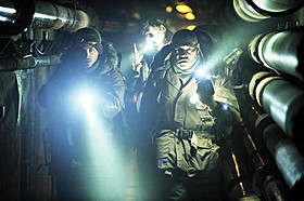 「マトリックス」のローレンス・フィッシュバーン主演作「コロニー5」
