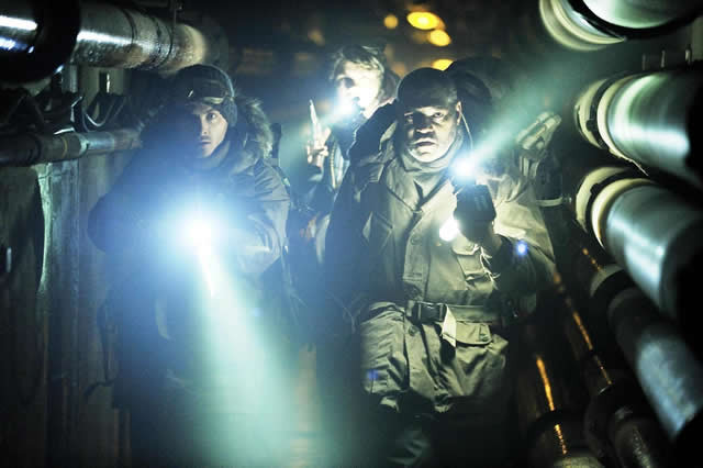 """SFサスペンス「コロニー5」で使用した地下移住区は""""本物""""だった!"""