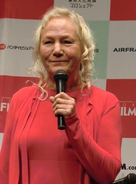 デザイナー・アニエスベーが長編初監督作を紹介 日本へのオマージュも