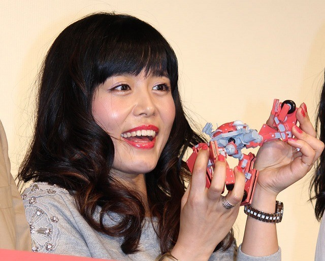 「攻殻ARISE」素子演じる坂本真綾、バトー制圧「気持ちいい!」