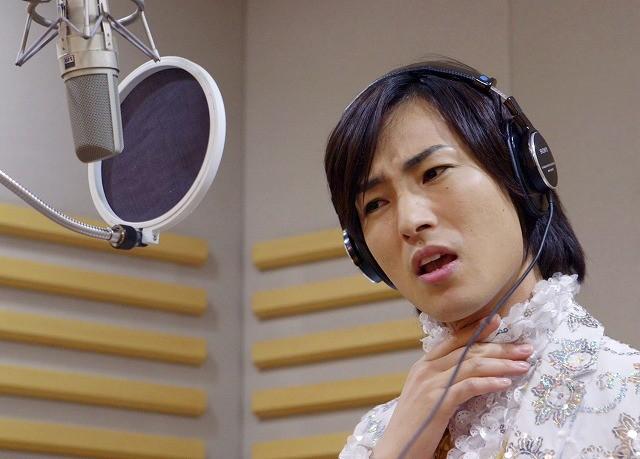 演歌界の若きホープ山内惠介の銀幕デビュー作 挫折と再起を描く予告公開