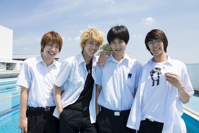 野村周平主演の青春映画「クジラのいた夏」来春に公開決定